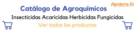 Productos fitosanitarios a la venta