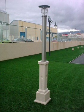 Lamparas solares lamparas para jardin solares - Fuentes solares para jardin ...