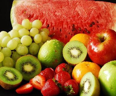 fruta de verano